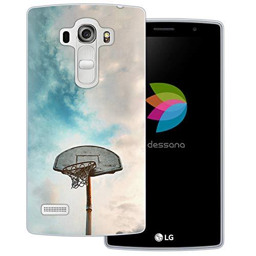 dessana - Cover trasparente con pallone da basket, per LG