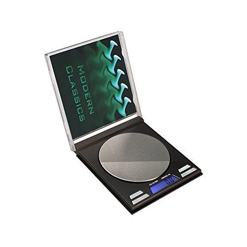 BLscale CD Digitalwaage - 0,01-50g 2xCR 2032 Batterien