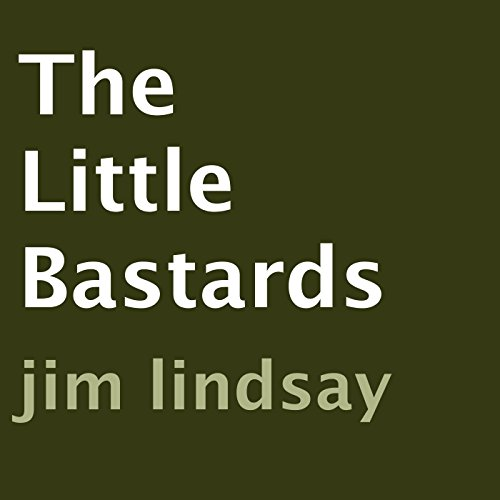 The Little Bastards audiobook cover art