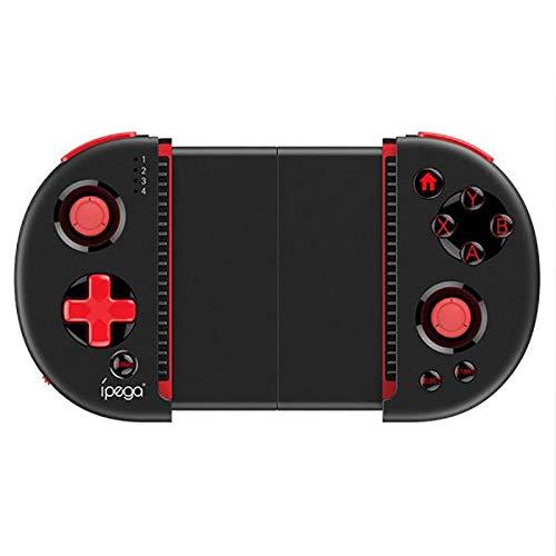 ZUZU Bluetooth Android Gamepad Wireless Game-Controller Gamepad PC Joypad Ausziehbare Joystick für Tablet PC Smartphone