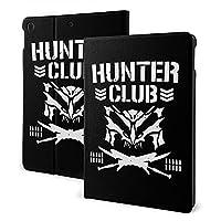 バレット クラブ Bullet Club iPad 7th 適用 ケース iPad air3 & pro 適用 ケース オートスリープ機能 耐衝撃 軽量 薄型 全面保護 PUレザー スマートカバー