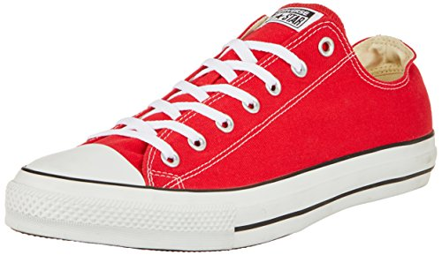 Converse All Star Ox Jungen Sneaker Rot