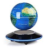 EASY EAGLE 6 Pouces Globe Teresstre Magnétique Lévitation Rotatif Lumineux Cadeau...