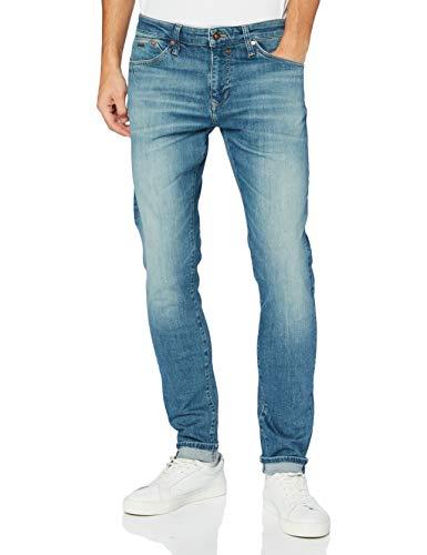 Mavi Herren James Jeans, ash Blue Ultra Move, 33W / 32L