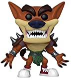 Funko Pop Figura De Vinil Games: Crash Bandicoot-Tiny Tiger Coleccionable, Multicolor...