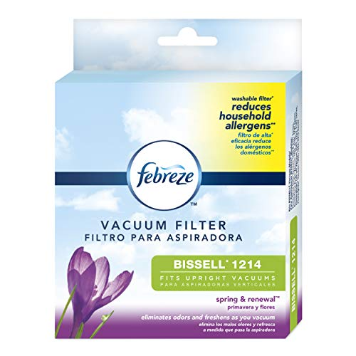 BISSELL Febreze Style 1214 Cleanview & PowerGlide Pet Replacement Filter - 12141