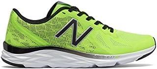 New Balance 790v6 Running Shoe (Size 8 B US, Lime/Black High Visibility)