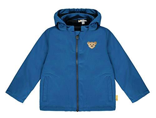 Steiff® Jungen Softshelljacke, Größe:122, Präzise Farbe:Blau