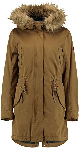 O'Neill Damen Mantel Relaxed Parka Coat