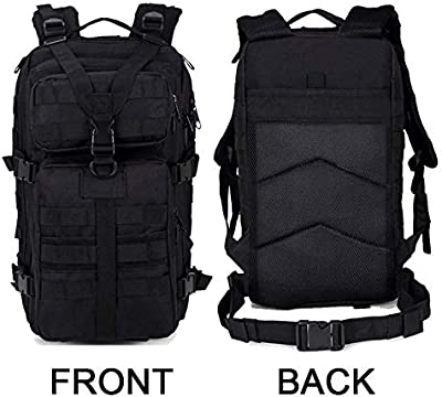 35L Army Men Military Backpack Camouflage Travel Trekking Rucksack Bag Schoolbags ACU NATO Waterproof Camuflaje DT