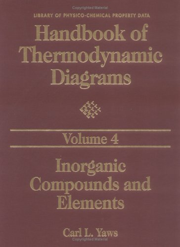 Handbook of Thermodynamic Diagrams: Inorganic Compounds and Elements (ISSN) (English Edition)