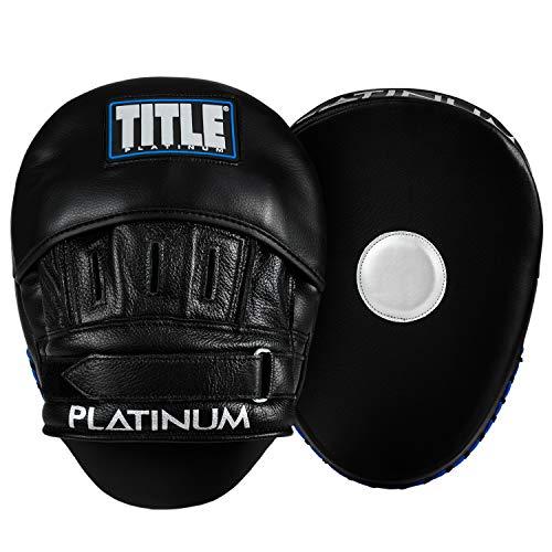 Title Platinum Punch Mitts 2.0