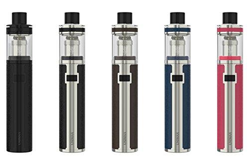 InnoCigs Unimax 25 E-Zigaretten Set mit Verdampfe und Akku - 3.000 mAh - produced by Joyetech - Farbe: schwarz