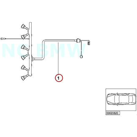 Amazon.com: BMW Genuine Engine Ignition Module Wiring Harness: Automotive   Bmw Ignition Control Module Wiring Harness      Amazon.com