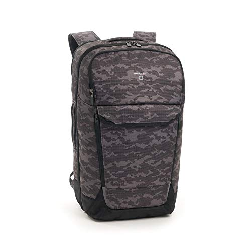 Hedgren Loop Carry-On Travel Duffle Backpack, Soft Luggage, Laptop Pocket, Camo