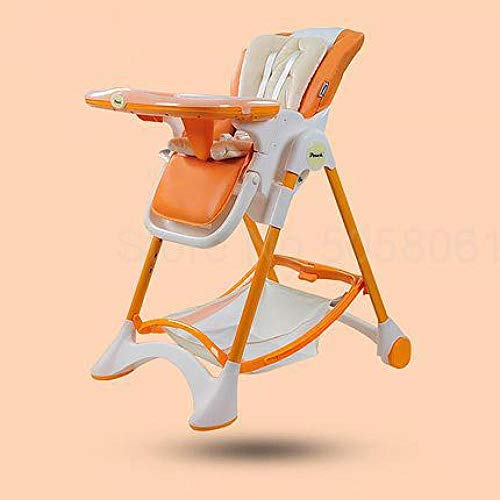 Baby Dining Chair Children Dining Chair Baby Multi-functional Learning Seat Foldable Portable Home Bb Dining Chair