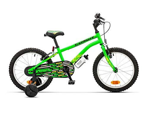 """Conor Rocket 18"""" Bicicleta, Niños, Verde (Verde), Talla Única"""