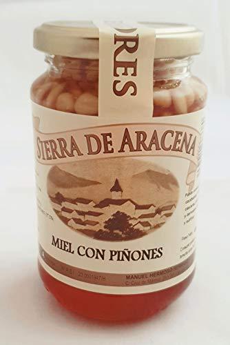 Miel con Piñones: Miel Natural de Alta Calidad de elaboración artesanal en el Parque Natural de la Sierra de Aracena y Picos de Aroche