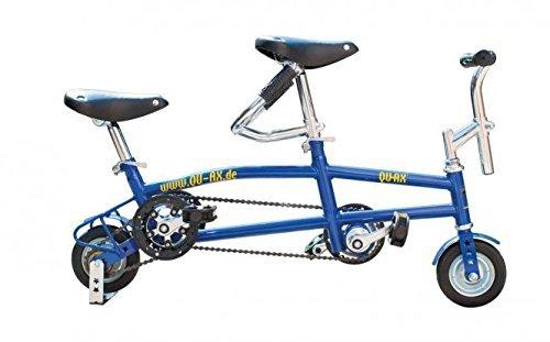 Mini Tandem QU-AX 6 Zoll blau by QU-AX
