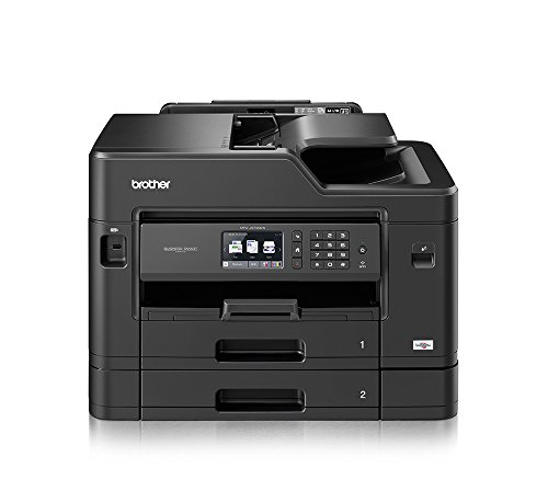 Brother MFC-J5730DW A4 with A3 Print Capability Colour Inkjet Printer, Wireless,...