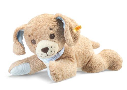 Steiff 239724 - Gute Nacht Hund, liegend, 48 cm, beige