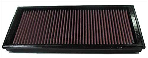 K&N 33-2115-1 Motorluftfilter: Hochleistung, Prämie, Abwaschbar, Ersatzfilter, Erhöhte Leistung, 1994-2002 (Mystique, Cougar, Contour, II, Mondeo I)