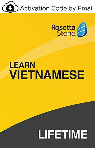 Rosetta Stone Lifetime Subscription Vietnamese PC/Mac Activation Code by email