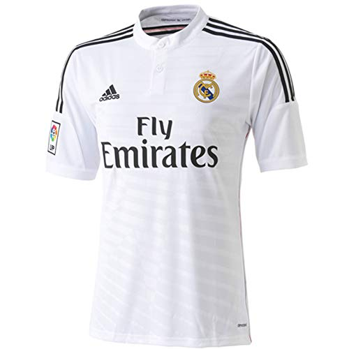 adidas Soccer Replica Jersey Real Madrid Youth Home Replica Soccer Jersey 14/15 YM