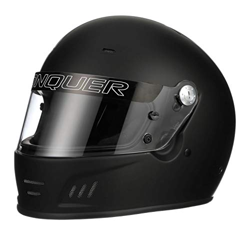Conquer Snell SA2020 Full Face Karting Helmet