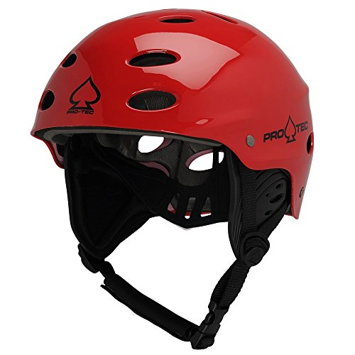 Pro-Tec - Ace Wake Helmet, Gloss Red, XS