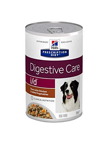HILL'S PRESCRIPTION DIET HUND I/D Digestive Care Zerkleinerer mit Huhn und Gemüse für Hunde mit 354 g