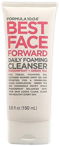Formula Ten O Six - Best Face Forward Daily Foaming Cleanser - 5.0 Fluid Ounce - 1 Pack