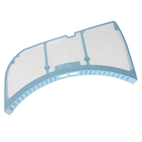 Indesit Genuine Tumble Dryer Lint Screen / Fluff Filter by Indesit