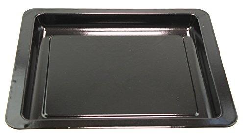 Backblech (36x30,5x3cm.) 6886514 kompatibel mit /Ersatzteil für Unold 68865 Minibackofen, Kleinküche