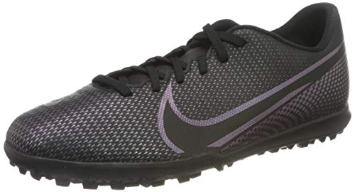 Nike Mens AT7999-010_46 Turf Football Trainers, Schwarz (black), 46 EU