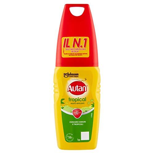 Autan Tropical Vapo Insetto Repellente e Antizanzare Comuni e...