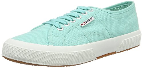 Superga 2750 COTU Classic, Zapatillas Unisex Adulto, Green Aqua, 38 EU