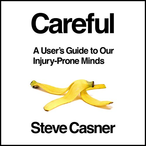 Careful! audiobook cover art