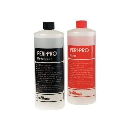 Air Techniques Inc. - Direct 90800 Peri-Pro Developer & Fixer 3 Quarts 6/Ca