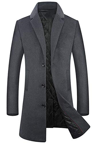 H&m Coats Mens