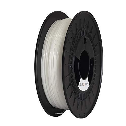 MAKE A SHAPE filament PLA voor 3D-printer, 500 g, Neutraal, 1
