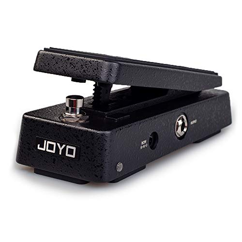 JOYO WAH-I CLASSIC Mini WAH Pedal With Both Functions WAH-WAH and VOLUME Pedal Guitar Effects Pedal for Electric Guitar