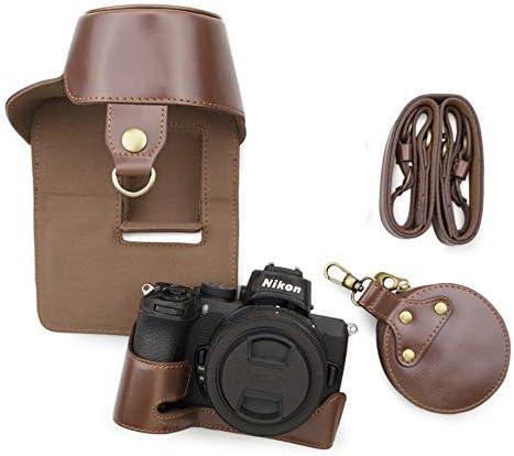 Nikon Z50 Case Virginia Beach Mall kinokoo Camera PU Ranking TOP9 for Bag Leather