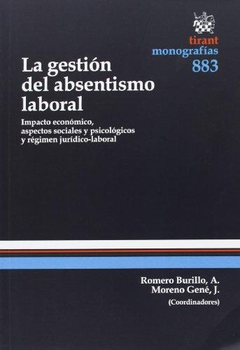 ebook absentismo laboral