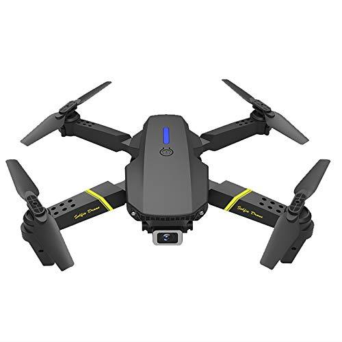 Drohnen Drohne Modellflugzeug 4K HD Kamera (Einzellinse) EIN-klick-Start und Landung mit Kamera 4K HD WiFi FPV RC Quadrocopter Einzellinse OneKey Return Drohne Flugzeug Spielzeug Geschenk