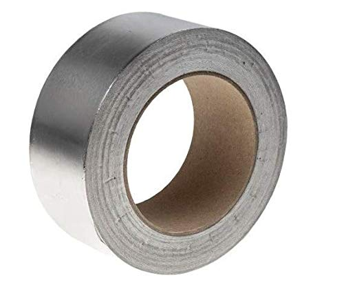 Aluminiumklebeband Rein-Aluminiumklebeband, Sauna Aluklebeband 50mx 50mm
