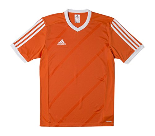 adidas Kinder Trikot Tabela 14, Orange/White, 140, F50284