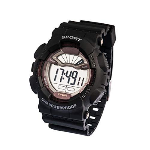 LOVOVR Reloj deportivo Niños Electrónico Reloj deportivo impermeable Reloj luminoso