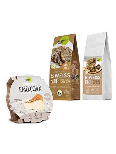 Pumperlgsund Abnehmen mit Brot und Kuchen, Das Food-Paket (Größe S)