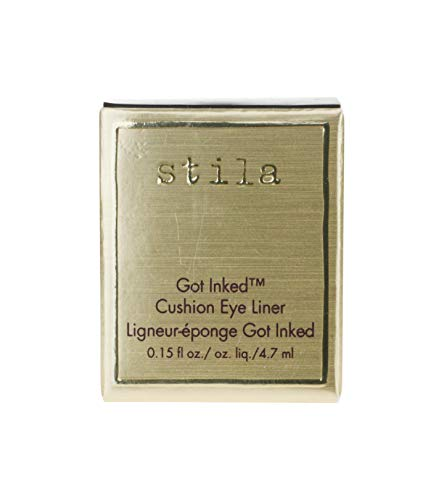 Stila Got Inked Cushion Eye Liner 'Black Obsidian Ink' 0.15oz/4.7ml New In Box